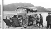 1934 - Aird ferry on Dornie side