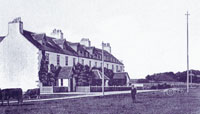 Circa 1910 - Kyleakin Hotel and Kings Arms Hotel