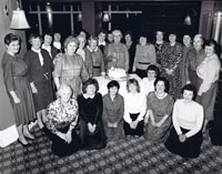 1986 - Kyleakin SWRI, Lochalsh Hotel -