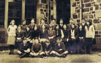 Portree Senior Secondary School - Class 3 - 8th Jan 1932